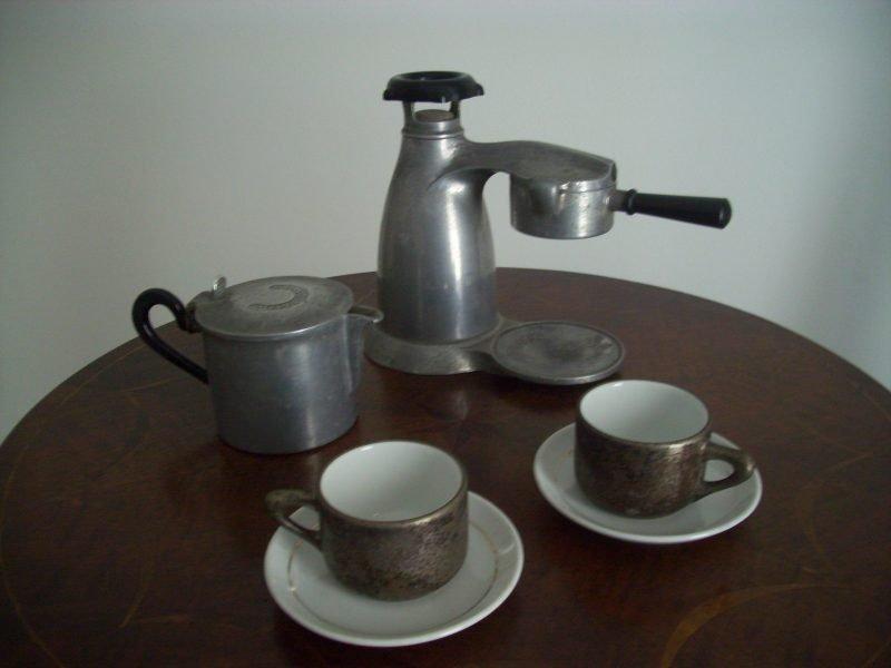 espresso con la Vesuviana brevettata 415468 (© s.a.)